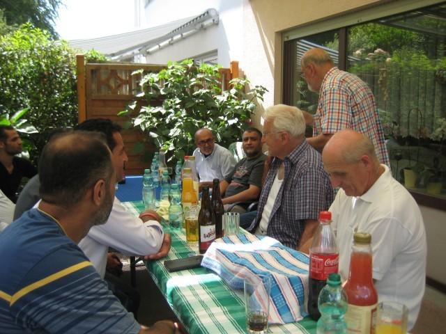 Helferfest Hilmar - Juli 2016